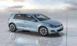 2014 VW Golf BlueMotion Diesel Concept Gets 74 MPG