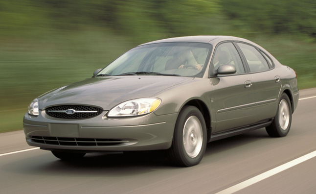 Ford Taurus, Mercury Sable Under NHTSA Investigation