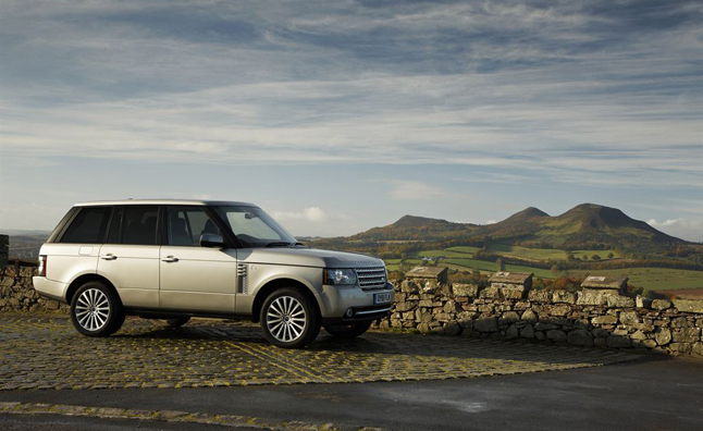 2012 Range Rover Recalled for Detaching Windshield
