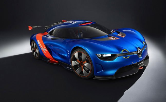 Renault-Nissan, Caterham to Co-Produce Sports Car