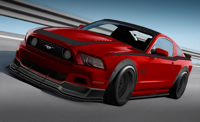 Custom Ford Mustangs to Debut at SEMA