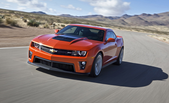 Camaro ZL1: A Street Legal Race Car With the Podium Spot to Prove it – Video