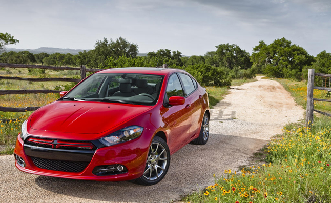 Dodge Dart, Lexus ES, More Named IIHS Top Safety Pick