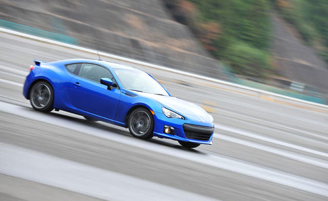 Subaru BRZ to Star in The Fast and the Furious 6