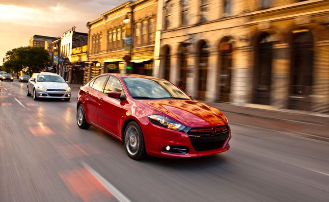 2013 Dodge Dart Earns Five-Star NHTSA Safety Rating