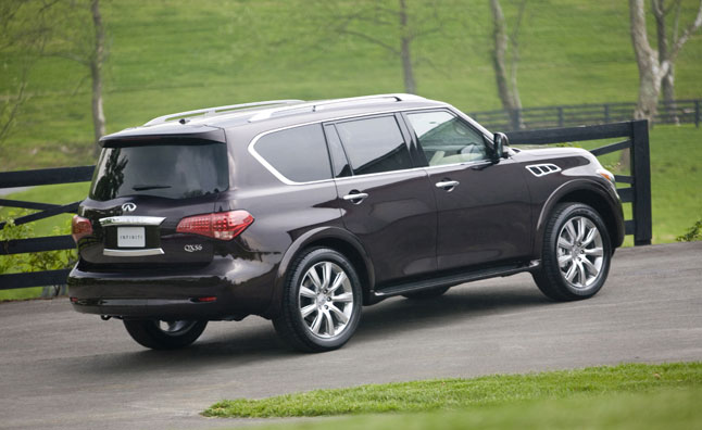 2013 Infiniti QX56 Priced from $60,650