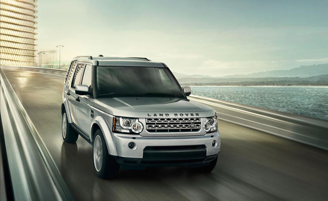 2013 Land Rover LR4 Priced from $49,950