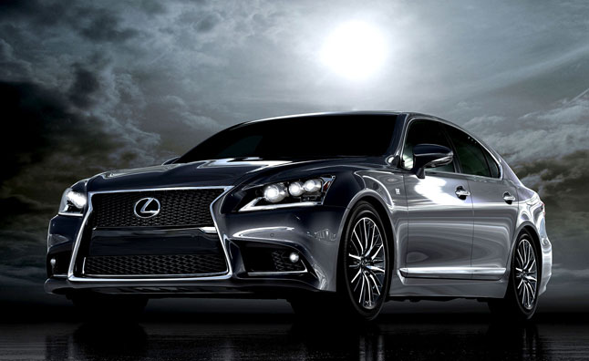 2013 Lexus LS Priced From $71,990