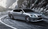 GS 350 F-Sport Supercharged Joins Lexus SEMA Show Lineup