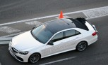 2014 Mercedes E-Class Revealed in Spy Photos