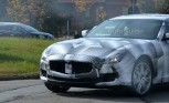 Maserati Quattroporte Spy Shots Reveal More Than Ever