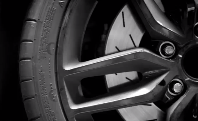 2014 Corvette Teased, New Wheels Shown