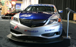 Acura ILX Endurance Racer Video, First Look: 2012 SEMA Show