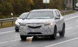 2014 Acura MDX Spotted Testing – Spy Photos