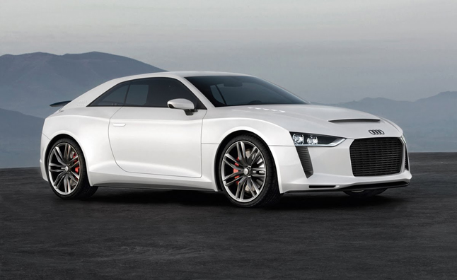 Audi Quattro Axed, Q-Coupe CUV to Replace