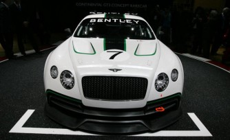 Bentley Continental GT3 Makes First Video Appearance