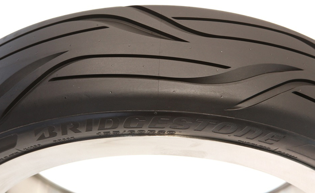 Bridgestone Exhibits Sustainable Tire Concept