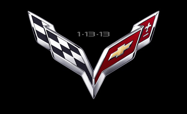 2014 Corvette Teased With New Logo