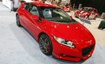 Honda CR-Z Supercharged Concept is One Step Closer to Reality: 2012 SEMA Show