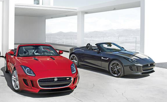 Jaguar F-Type Coupe Rumored for LA Auto Show Debut