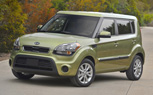 2014 Kia Soul Electric Planned