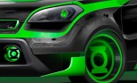 Green Lantern-Themed Kia Soul Headed to SEMA