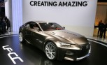 Lexus IS Coupe Concept Not an IS Coupe