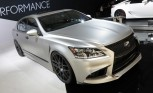 Lexus LS F-Sport by Five Axis Video, First Look: 2012 SEMA Show