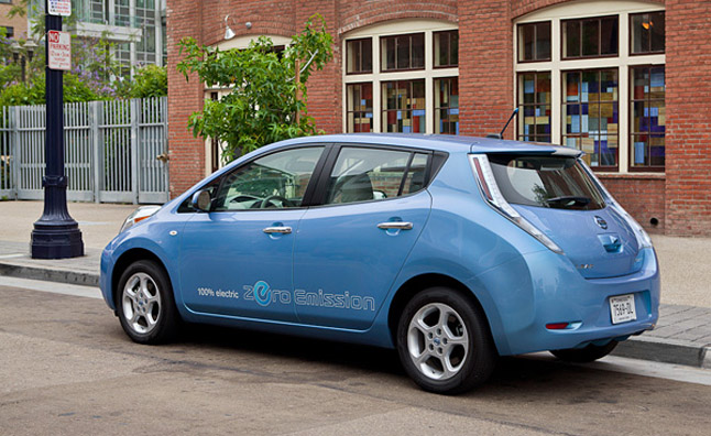 Nissan Leaf to Lose Equipment, Gain Lower Price