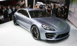 Porsche Panamera Wagon Production Likely