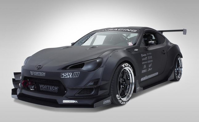 Scion FR-S, Ford Mustang, F-Series and Jeep Wrangler Win SEMA Awards: 2012 SEMA Show