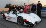 Toyota Sets New Nurbrgring Electric Car Record of 7:22