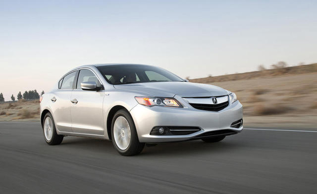 Acura TLX Badge Trademarked