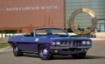 1971 Hemi Barracuda Convertible Heading to Barrett-Jackson