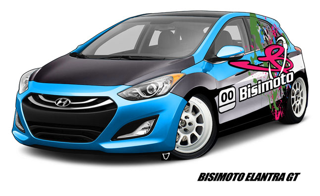 Hyundai Elantra GT Tuned to Make More than 600 HP