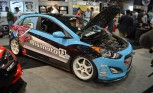 600 HP Hyundai Elantra GT from Bisimoto Rocks SEMA