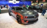 Tony Stewart ZL1 Camaro Gets Bad Tribal Tat: 2012 SEMA Show