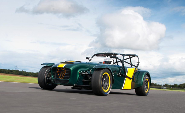 Caterham Superlight R600 Series is Most Extreme Seven to Date