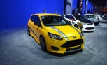 Customized Ford Focus STs Video, First Look: 2012 SEMA Show