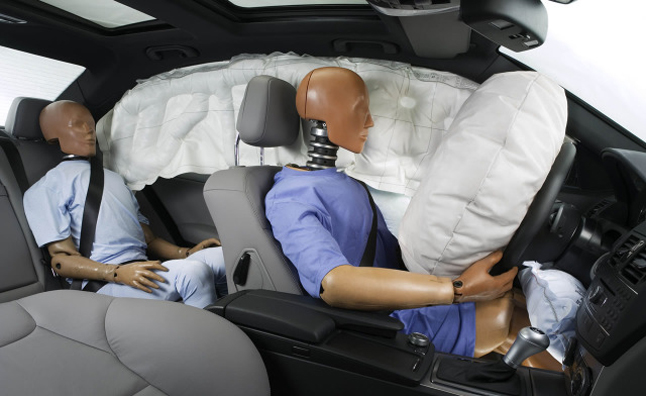Had Your Airbag Replaced? It Could be a Fake Warns Safety Agency