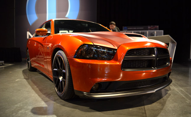 Dodge Charger Juiced Concept is Venomously Powerful