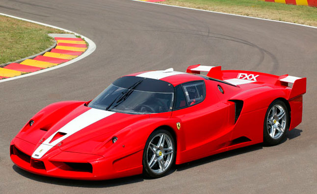 Ferrari F70 to Debut at 2013 Detroit Auto Show
