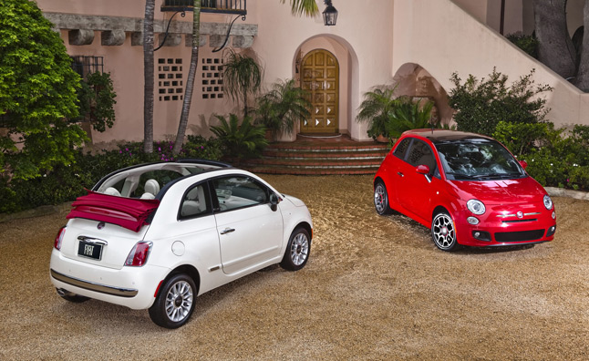 Fiat 500 Abarth Cabriolet, 500E to Bow at LA Auto Show