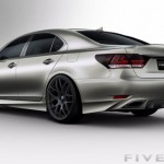 Five Axis Lexus LS to be a SEMA Show Stopper