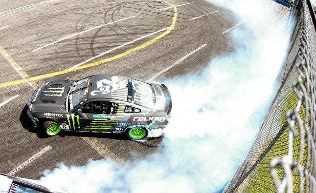 Ford Partners with Formula Drift for 2013 Season – Video