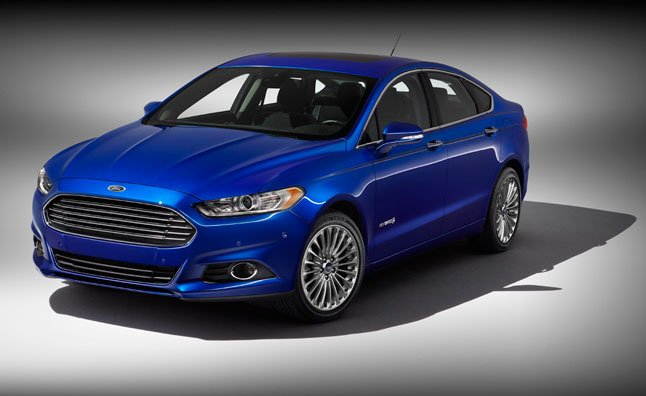 2013 Ford Fusion Titanium Priced from $32,995