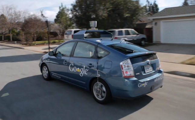 Human Controls for Driverless Cars Reseached by NHTSA