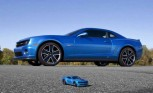 Hot Wheels Camaro Becomes a Reality: 2012 SEMA Show Preview