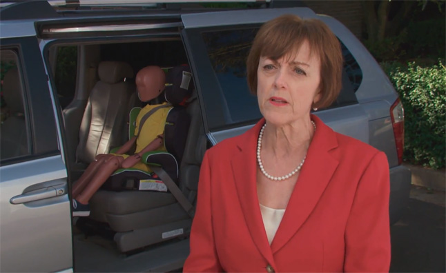 Booster Seat Safety Improves Says IIHS – Video