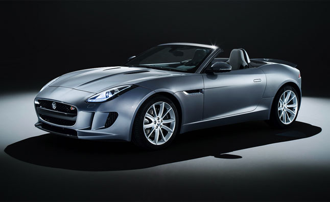 2014 Jaguar F-Type Technical Details Released